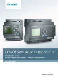 Siemens LOGO! - Tehnounion