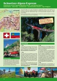 Schweizer-Alpen-Express