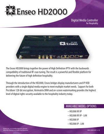 HD2000 - Mega Hertz