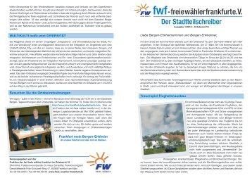 fwf- freie wähler frankfurt e.V.