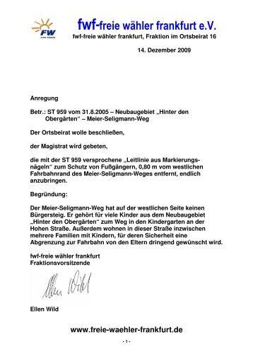 fwf-freie wähler frankfurt e.V.
