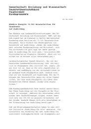 Vorlage für einseitige Pressemitteilungen / hoch - GEW-Herzogtum ...