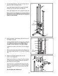 weider xp23 - Fitness Equipment - Page 7