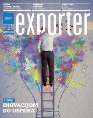 Exporter 21 - April 2013 - Siepa