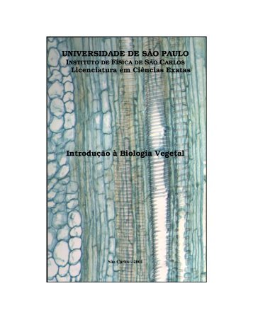 Sistemática Vegetal - Laboratório de Biologia - IFSC