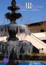 Magazine Winter 2010 Northwestern State University of Louisiana ...