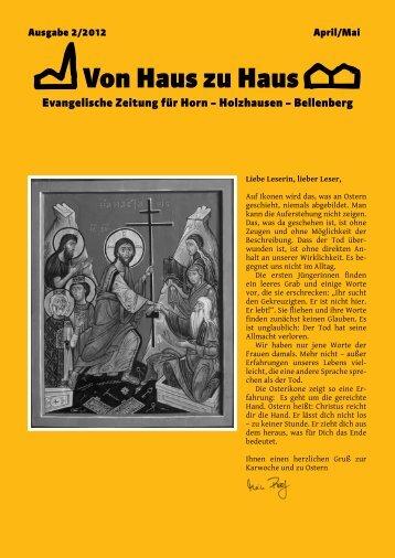 Von Haus zu Haus - Meinekirche.info