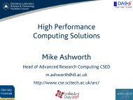 Developments in Parallel Computing, Codes and Hardware