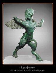 Garuda Sculpture