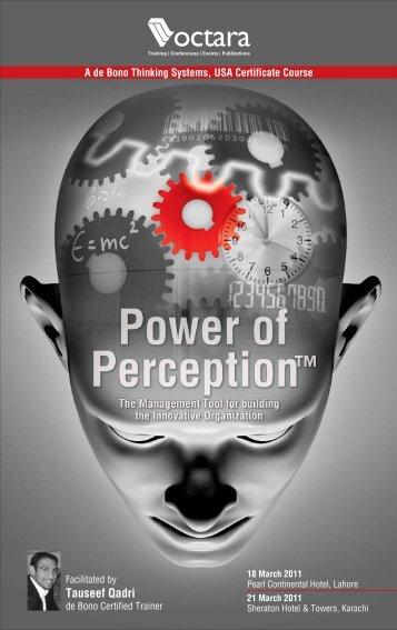 Power of Perception - Octara.com