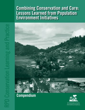 Combining Conservation and Care - Environmental Health at USAID