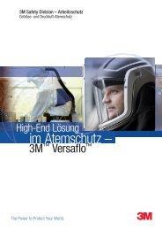 Kompakt-Übersicht 3M Gebläse- und ... - 3M Deutschland