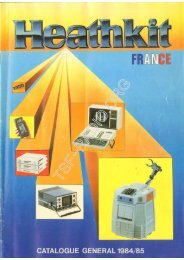 Heath-84-85 - Swl Radio Station