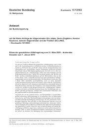 16/13163 - Deutscher Bundestag
