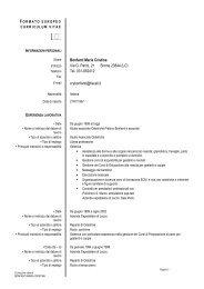cv Bonfanti Cristina - DYD medicina integrativa