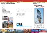 ITRS Digi Flyer 05.08.10 - Sonnenschutz e.V.