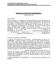CONTRATO BAYOVAR 210404 (124677.DOC;1) - Proinversión
