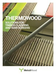 THERMOWOOD® - Barbour Product Search