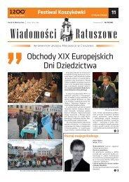 16 wrzesnia 2011.pdf - Cieszyn.pl