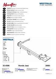 35.4596 Honda Jazz 2008-
