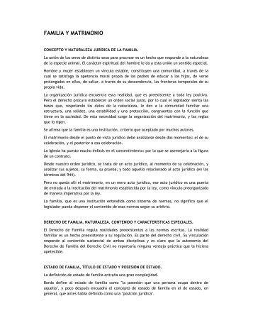 Derecho de Familia - Prociuk