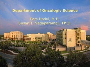 Oncologic Sciences