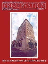 DEC2005 Preservation - Preservation Resource Center