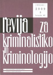 Revija 3, 2009 - Ministrstvo za notranje zadeve