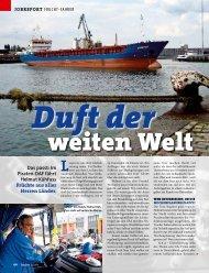 Das passt: Im Piraten-DAF fährt Helmut Kühfuss ... - HS Schoch