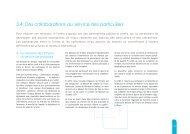 3.4. Des collaborations au service des particuliers - Le Forem