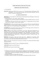 "Associazione Sportiva Dilettantistica ""SKY EXPLORER"" - Parco ..."
