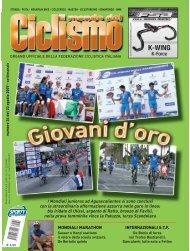 pista - mountain bike - ciclocross - Federazione Ciclistica Italiana