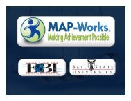 Map Works - The Office of the Registrar