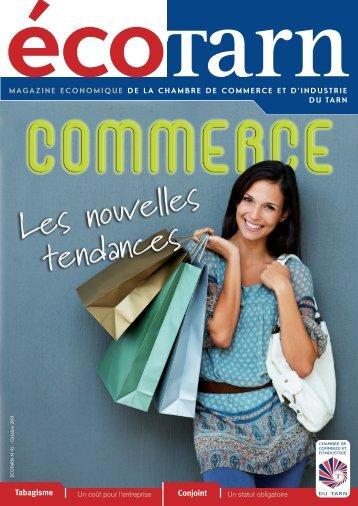 Consultez l'Ecotarn 45 - La Chambre de Commerce et d'Industrie du ...