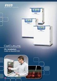 CO2 Incubators - Esco Technologies, Inc.