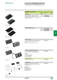 ILx Accessories - Setec
