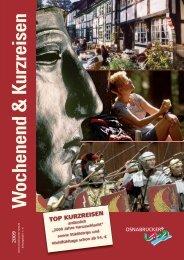 W ochenend & Kurzreisen - Geheim over de grens