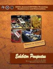 Exhibitor Prospectus - State Firemen's & Fire Marshals'