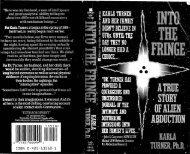 Karla Turner - Into the Fringe - Whale