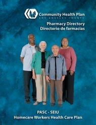 Pharmacy Directory Directorio de farmacias PASC - Los Angeles ...