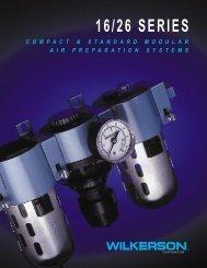 modular 16/26 series - Wilkerson Corporation