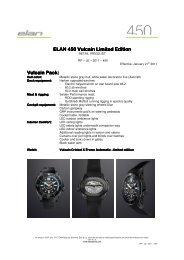 ELAN 450 Vulcain Limited Edition Limited Edition ... - WNE Yachting