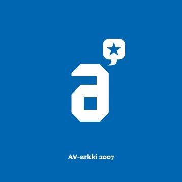 Screening - AV-arkki