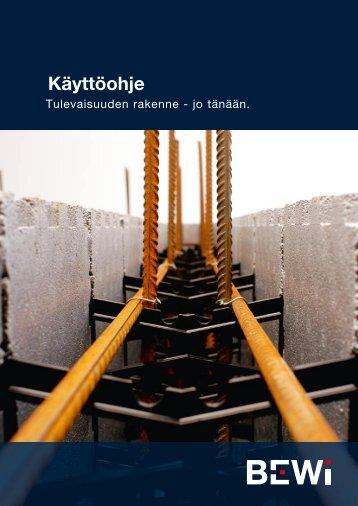 Käyttöohje - Rakentaja.fi
