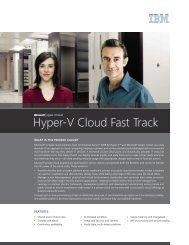 Hyper-V Cloud Fast Track - Download Center - Microsoft