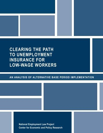 clearing the path to unemployment insurance for low-wage workers