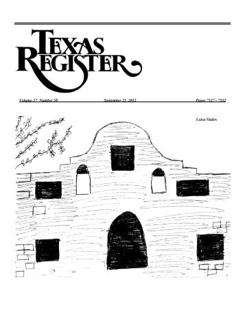 September 21, 2012 Issue - UNT Libraries Government Documents ...