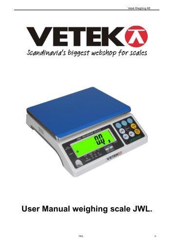 Vetek JPL16 Service Manual