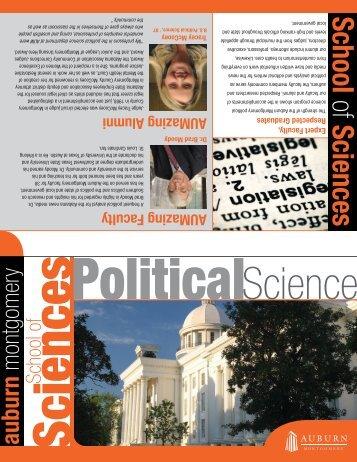 School of Sciences