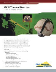 MK-II Thermal Beacon - Elbit Systems of America